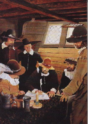 what was the mayflower compact and what is its significance in american history The culmination of the voyage was the signing of the mayflower compact,  the pilgrim ship mayflower has a famous place in american history as a symbol of early.