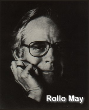 rollo may Rollo reece may (1909-1994) was a pioneer and popularizer of humanistic  psychology best known for applying european existential thought to american.