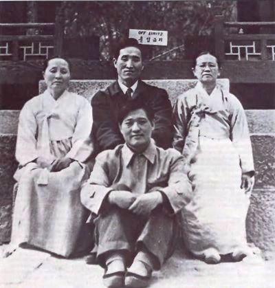 Father's Early Ministry in Pyongyang - Won Pil Kim