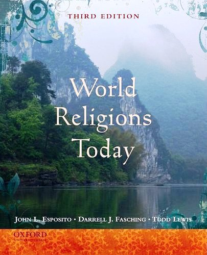 Discrimination And Errors In World Religions Today Textbook By - Religion in the world today