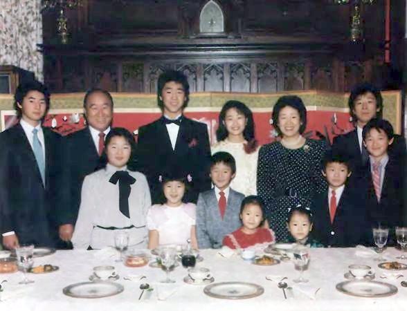 engagement of hyun jin moon and jun sook kwak